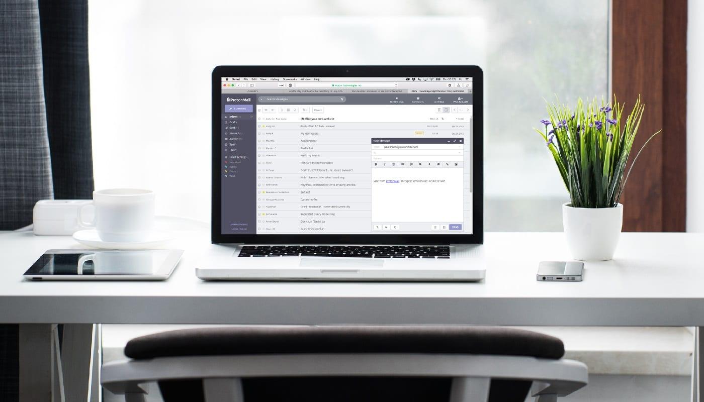 ProtonMail:ログインとメールボックスのパスワードを変更する方法