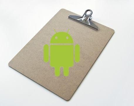 Android 10:Androidクリップボードにアクセスして管理する方法