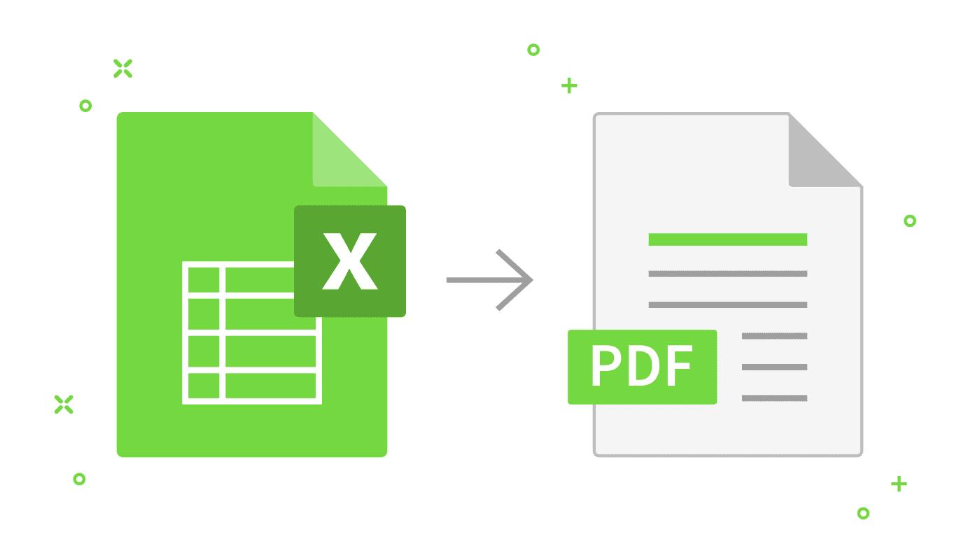 ExcelスプレッドシートをPDFに変換する方法
