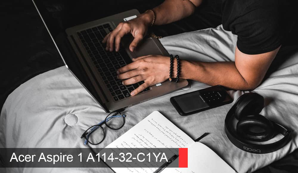 Acer Aspire 1A114-32-C1YAレビュー
