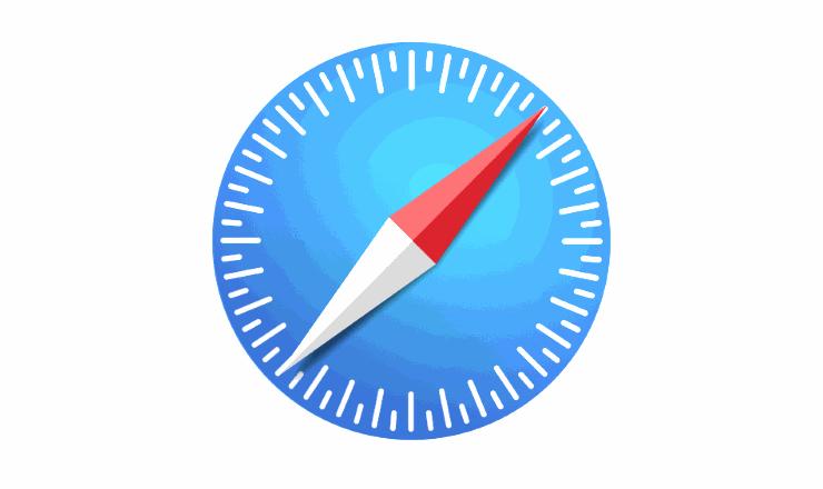 Safari:Cookie、履歴、パスワードなどを削除します。