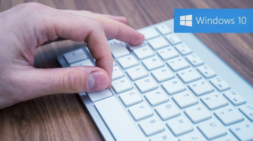 Các phím tắt trên bàn phím Windows 10 để làm cho thiết bị của bạn hoạt động hiệu quả hơn