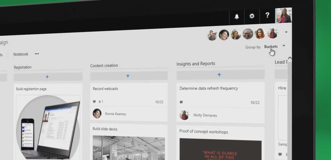 Cách sử dụng Microsoft Planner để cải thiện quy trình làm việc của bạn