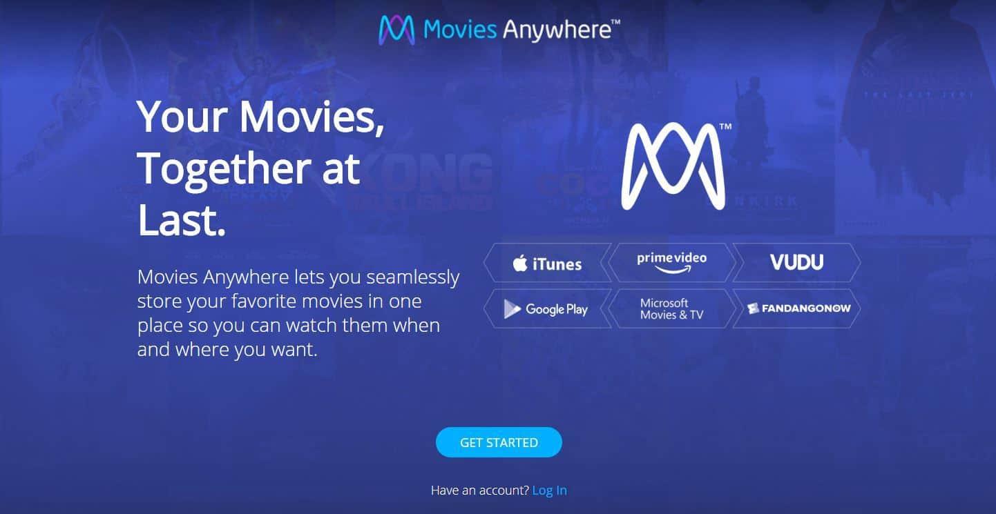 วิธีเชื่อมต่อบัญชี Microsoft Movies & TV ของคุณกับ Movies Anywhere
