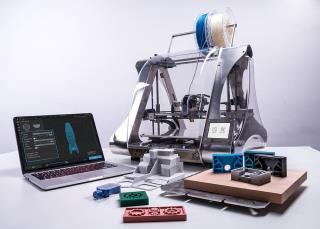 Grundlagen des 3D-Drucks: So drucken Sie einsträngige Federn