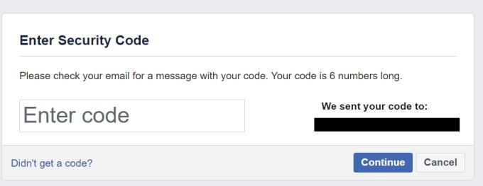 Login geht nicht facebook Was tun,