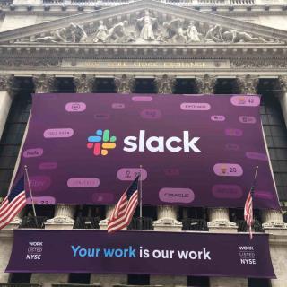 AWS e Slack se integram à medida que a rivalidade com as equipes se intensifica